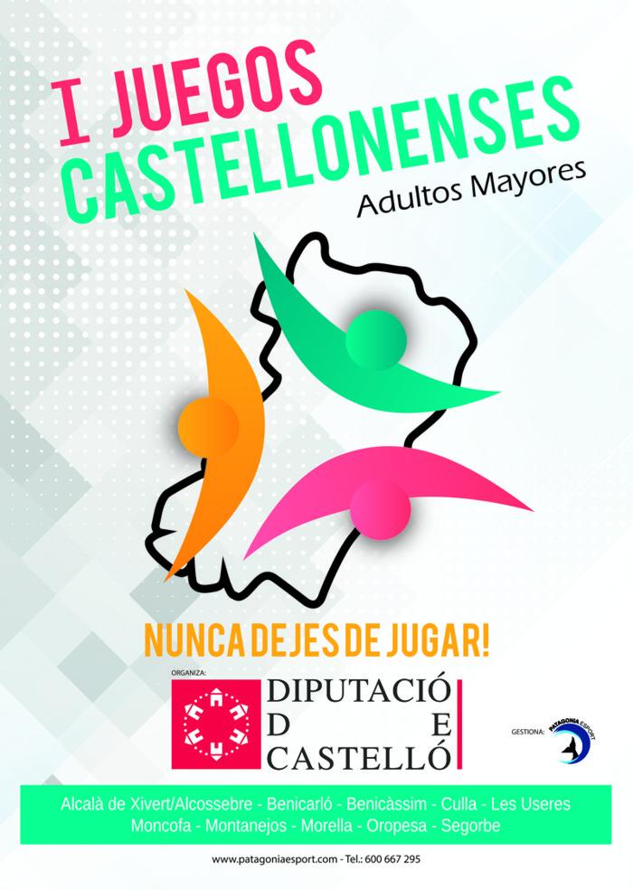 I JOCS CASTELLONENCS ADULTS MAJORS