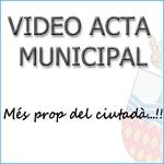 video acta municipal