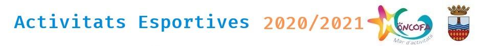 Activitats Esportives 2020-2021