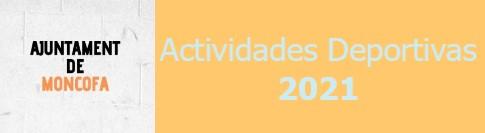actividades deportivas 2021
