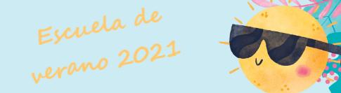 escuela de verano 2021